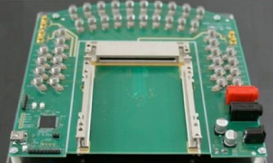 MultiLane ML4018 40/100G CFP Compliant Host Board
